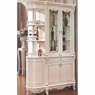 Living Room Furniture Sets with Partition Cabinets