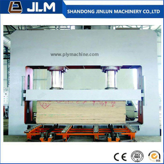 Plywood Cold Press Machine for Wood Working Machine