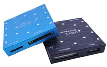 Metal USB 3.0 46 in 1 Card Reader