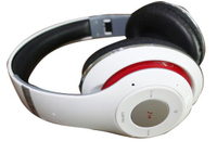 Bluetooth Headphone with FM Radio&TF Card Player, Wired&Wireless (TM-010)