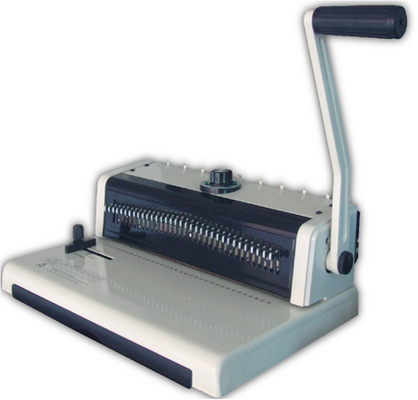 Double Wire Binding Machine (YD-T598)