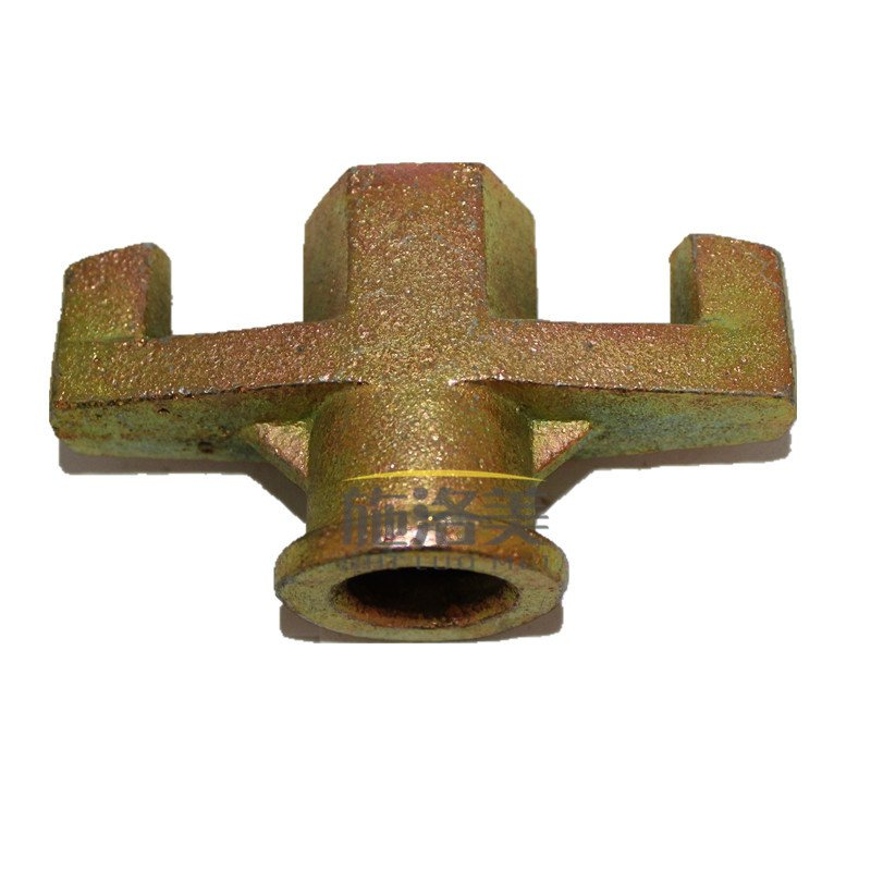 Concrete Formwork Shuttering Form Tie Rod Anchor Nut