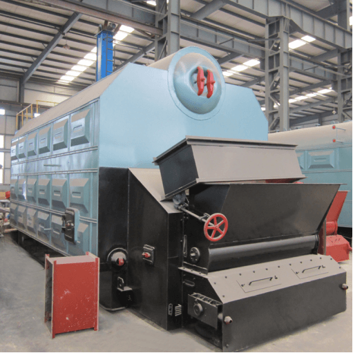 double drums coal-fired steam & hot water boiler manufacturers