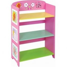 Kids Wooden Book Shelf, Children and Baby Furniture