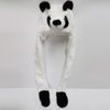 Plush Soft Toy Panda Winter Hat for Kids