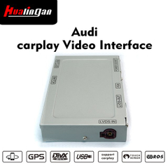 Carplay Audi-MID A4/A3/Q7system Car Video Interface with Carplay