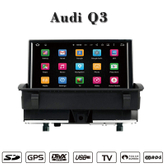 carplay car dvd player Android 7.1 Anti-Glare for Audi Q3 FLASH 2+16G