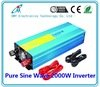 1500W 12/24Vdc to 110/220Vac pure sine wave inverter solar power supply