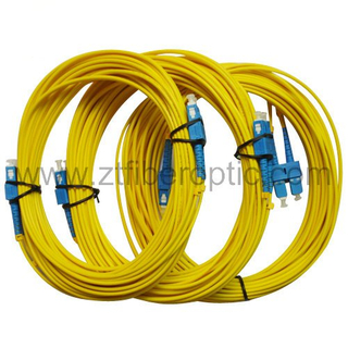 Singlemode Duplex Sc Fiber Optic Patch Cord