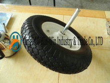Polyurethane Foam Wheel for Wheelbarrow Wheels