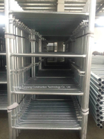 Scaffolding Frame Shoring Style for Construction