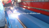 LPG Gas Cylinder Straight Line Seam Welding Machine