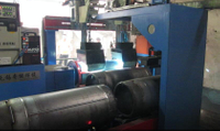 Double Head Circumferential Welding Machine for 50kg LPG Cylinder Production