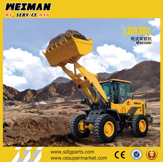 China Sdlg Wheel Loader Manufacturer LG936L