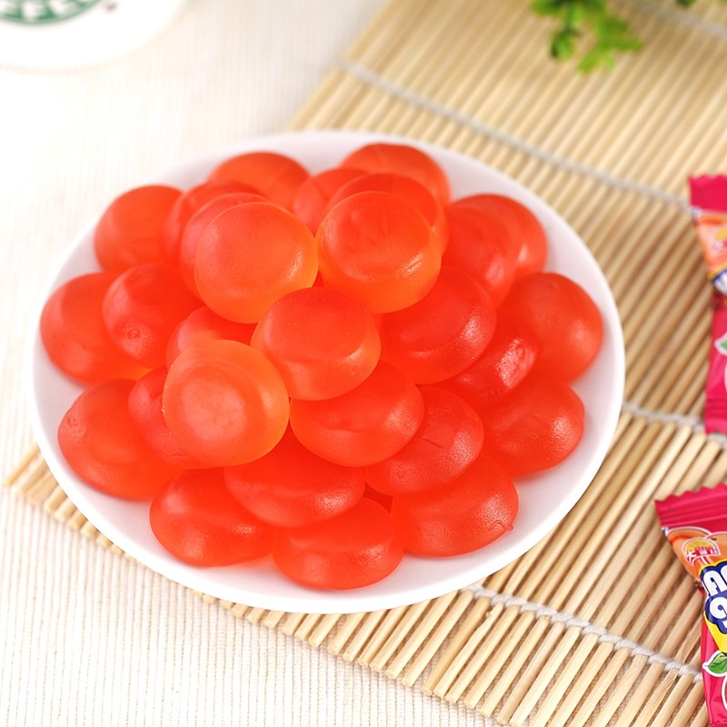 Everyday Soft Drop Strawberry Flavor Gummy