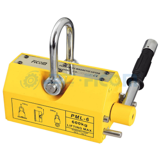 Magnetic Lifter Model: ML (Capacity: 100-6000kg)