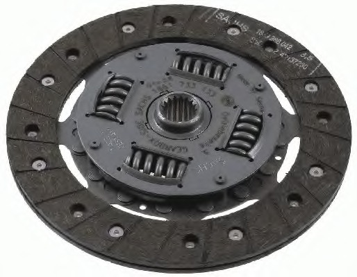 clutch plate for FIAT