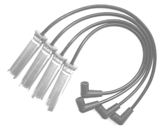 spark plug wire for DAEWOO