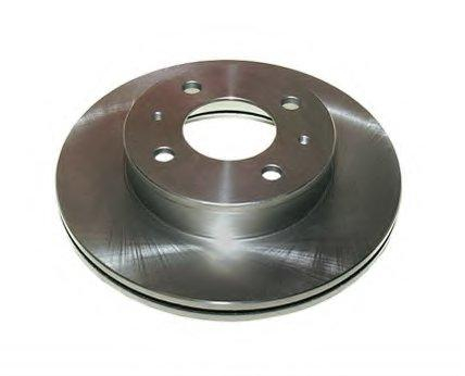 Brake disc for HYUNDAI