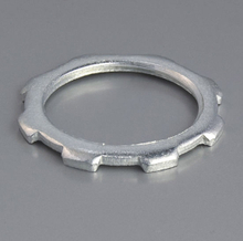 Steel Rigid Locknut Pipe Fitting