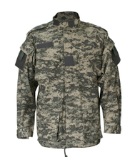 1508 Gray Digital Nylon Cotton Acu Uniform