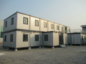 ISO, Ce 40hq Modified Shipping Container House for Living