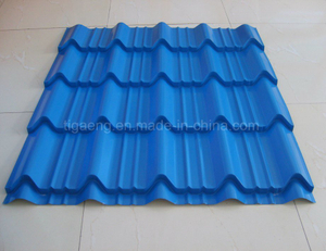 Metal Roofing Material Prepainted Steel Plate/Anti Corrossion PPGI Roof Sheets