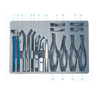 Syx-16 China Ophthalmic Instruments Cataract Surgical Set