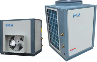 Air Source Heat Pump for Drying Application 36KW