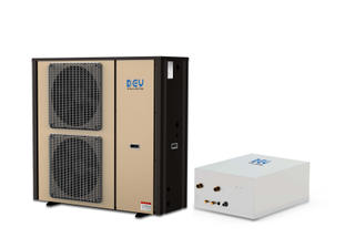 Residential DC Inverter Heat Pump 11KW