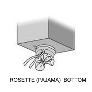 rosette(pajama) bottom