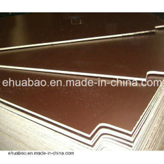 Hardwood Film Faced Plywood WBP Glue Brown Film