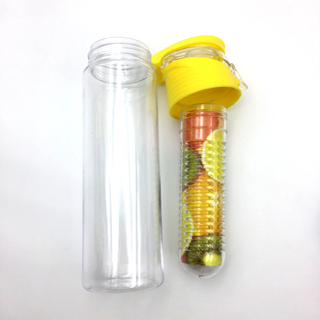 BPA Free 700-800ml Tritan Frurit Water Juice Bottle