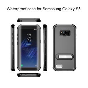 New Mobile Phone Case Waterproof Cover for Samsung S8 Edge