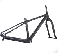 26 INCH FAT BIKE CARBON FRAME REAR SPACE 190MM WITH FENDER MOUNT