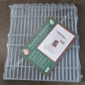 Shrink Wrap Packing Pet Enclosure
