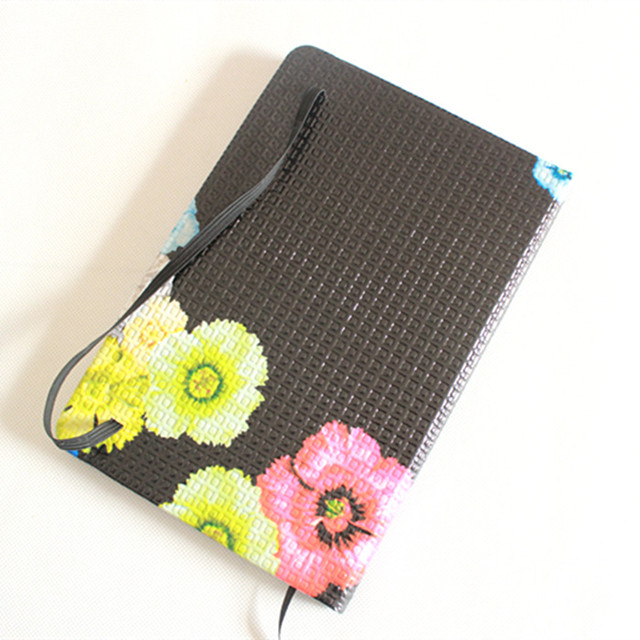 PVC leather notebook (5)
