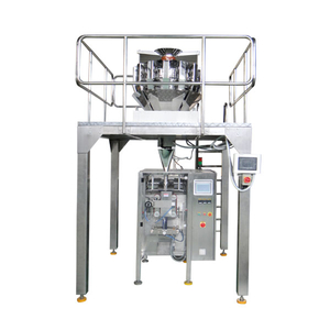 Automatic VFFS Bagging Line for Dry Products(Multihead Weigher)