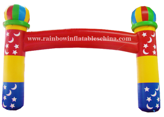 RB21015(10m)Inflatable Commercial Promotion Arch, Inflatable Carnival Arch