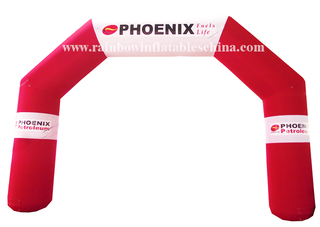 RB21007(9x6m)Inflatable Activity or Welcome Arch for Commercial Use or Party Use