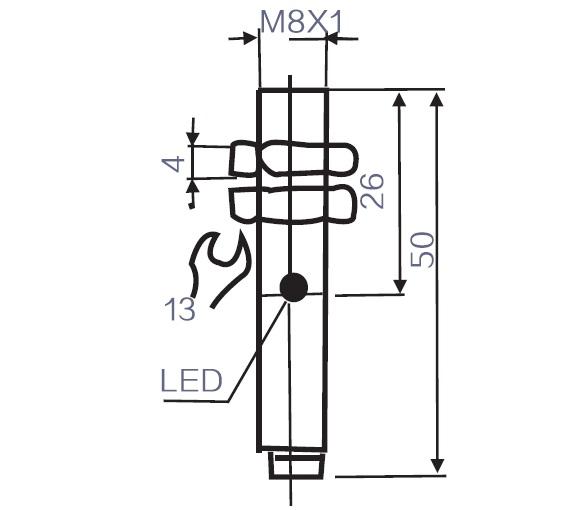 LM8 sensor