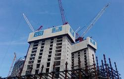 Tencent building of Binhai
