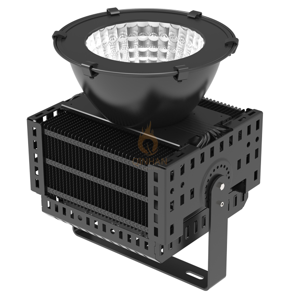 جديد IP65 500W LED High Bay Light