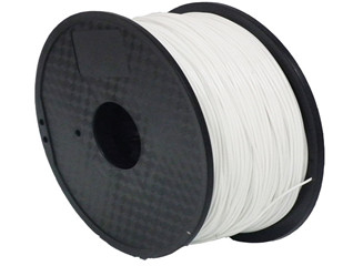 1.75mm/3.0mm White Color ABS PLA 3D Printer Filament