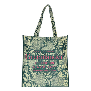 Non-Woven Eco Bag Library Shopping Tote Bags