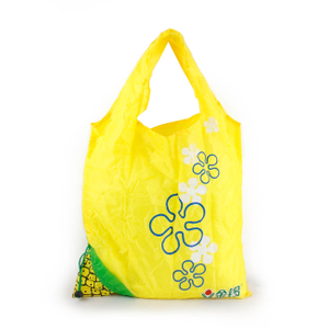 Foldable pineapple Shopping Bag