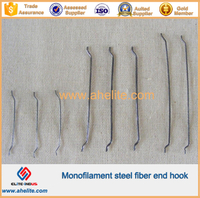 Monofilament steel fiber end hook type (Loose Type)