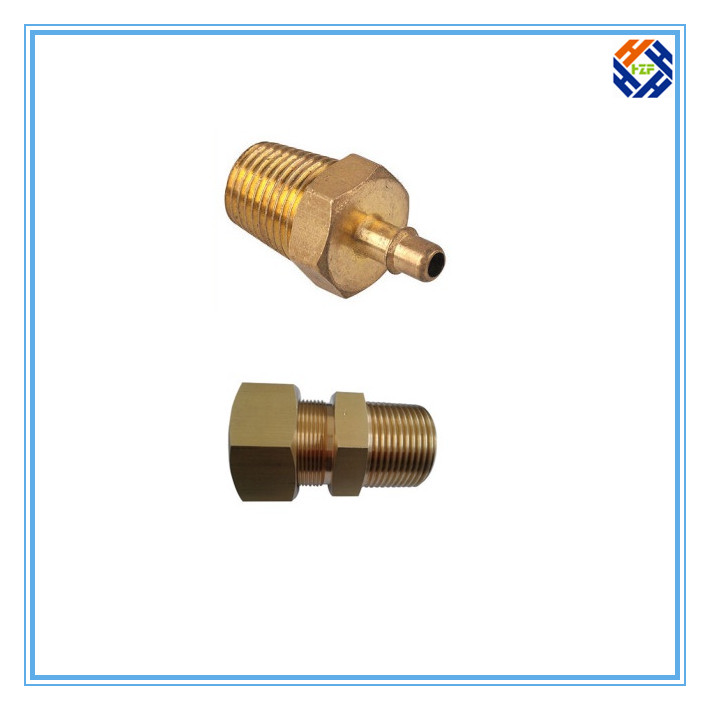 Brass Fasteners Bolt by CNC Machining-1