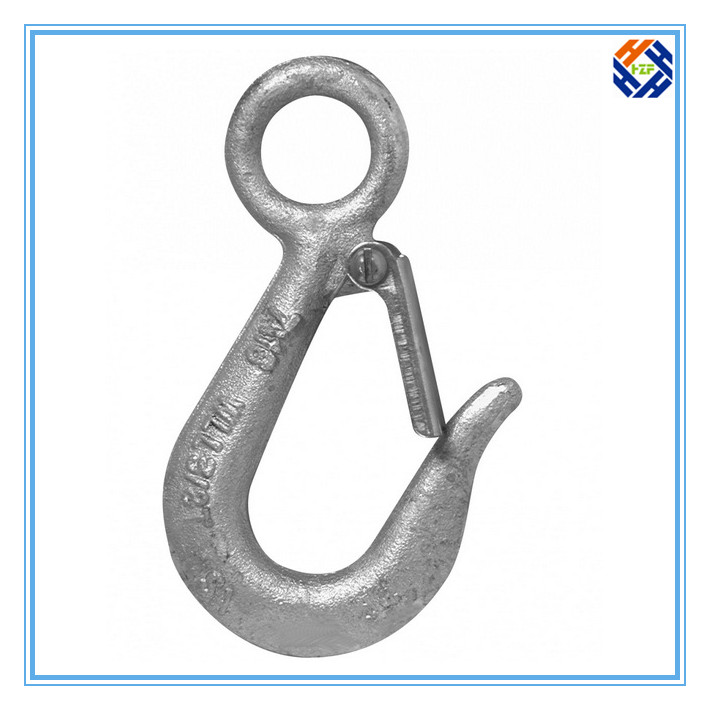 Alloy Steel Snap Hook with Latch-1