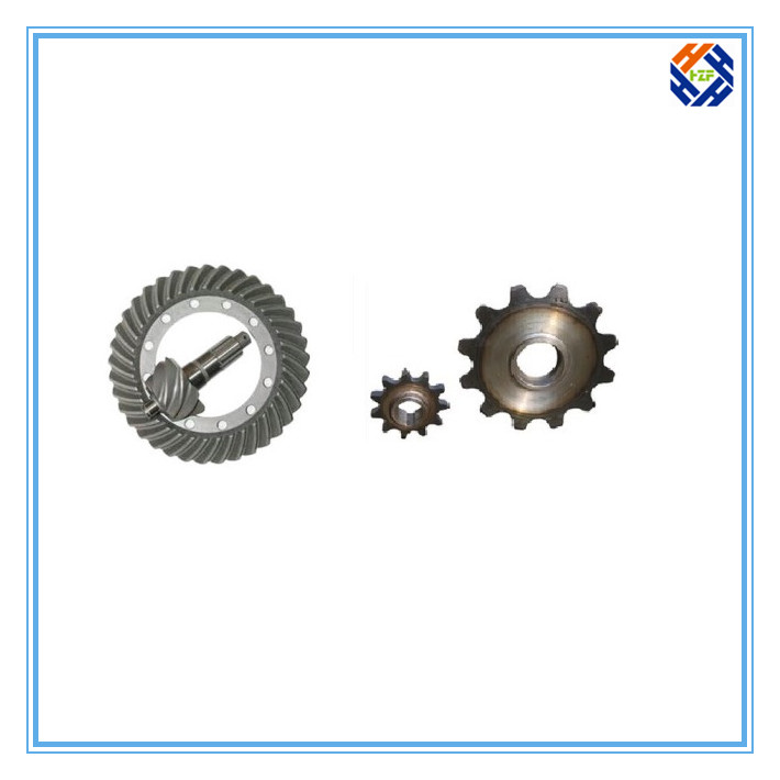 Stainless Steel Wheel Gear by Precision Casting-4